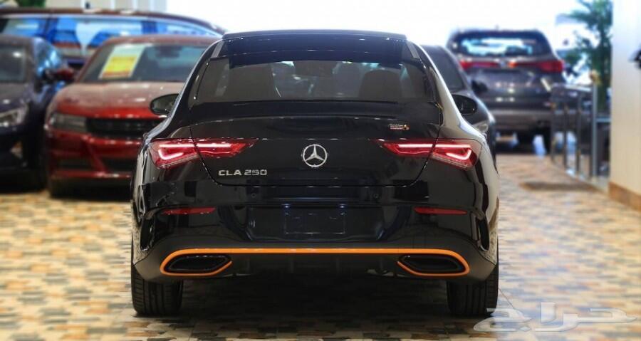 مرسيدس CLA 250 موديل 2020 بسعر 240.000 ريال