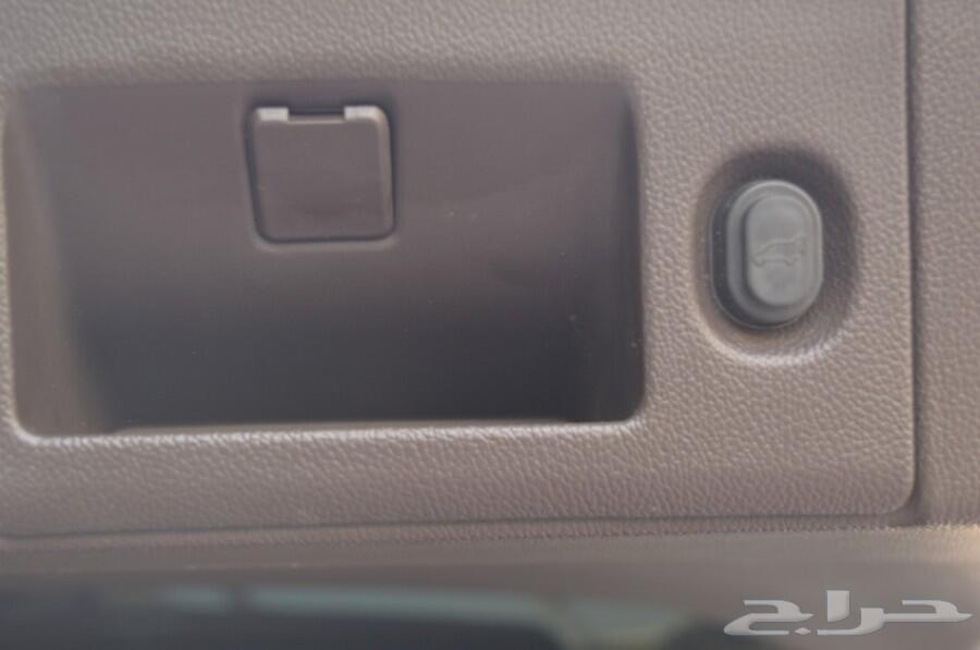 تاهو LTZ موديل 2015 لؤلؤي دبل فل الفل بطاقة