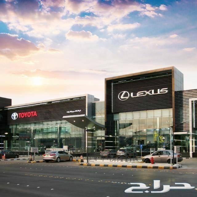 تويوتا كامرى GLE سعودى 2020 جديد ابيض لؤلؤى