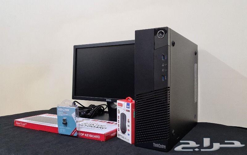 كمبيوتر مكتبي لينوفو - LENOVO مواصفات عالية