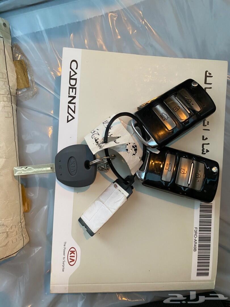 كادينزا 2015 استاندر ثاني مالك (تم البيع)