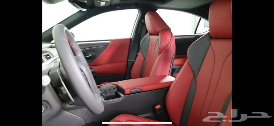 للبيع لكزسEs350 F Sport F2 موديل 2020