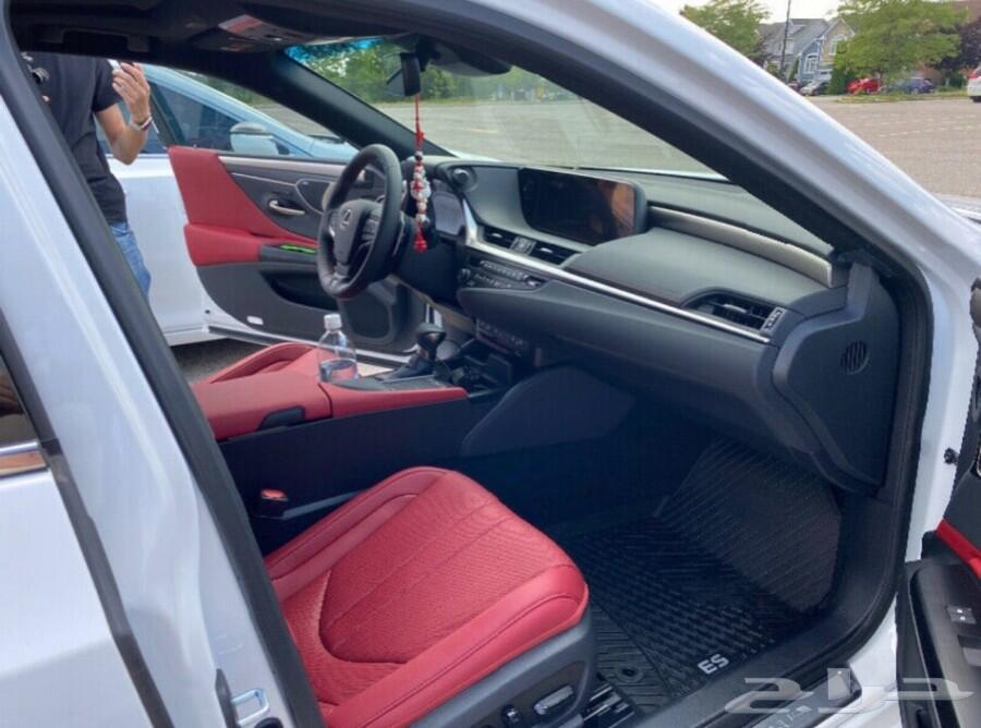 2020 Lexus Es350 F Sport F2