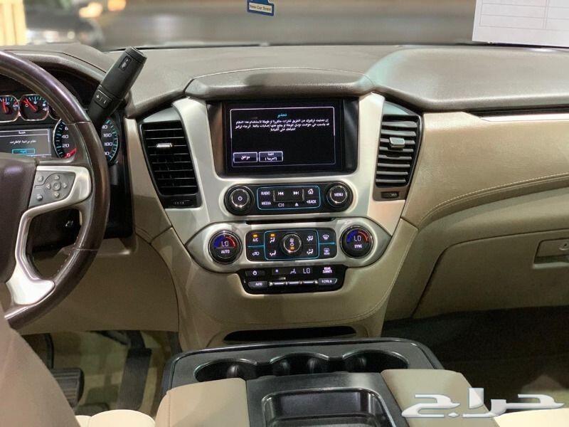 جمس يوكن سعودي XL نظيف 2017