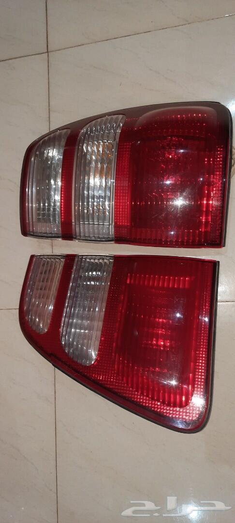 أسطبات خلفية وكالةلاندكروزر GXR2005  للبيع