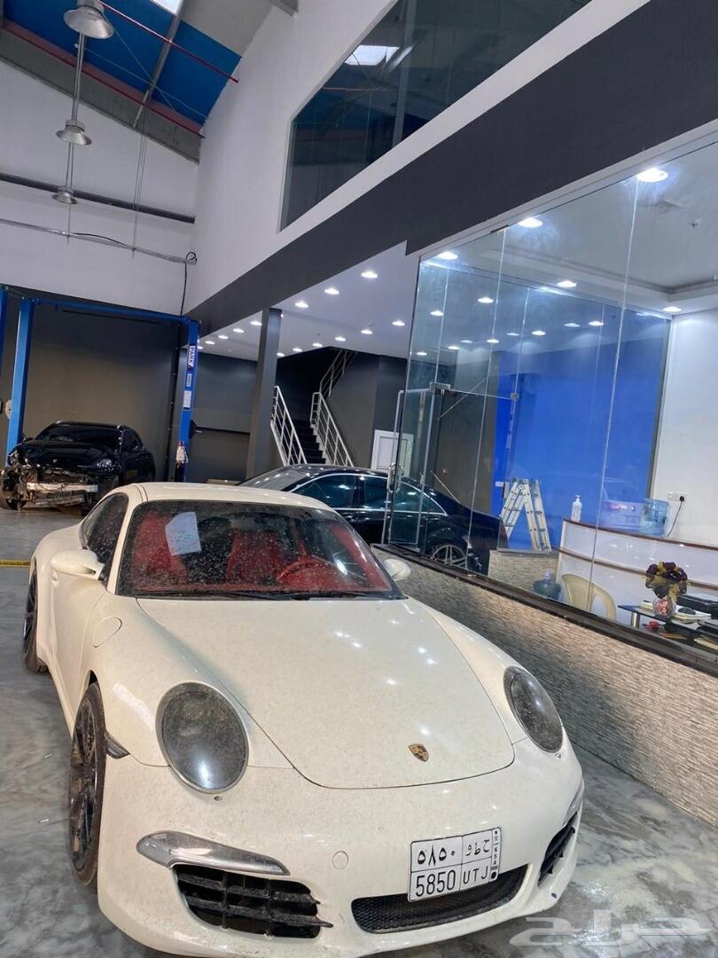 صيانة بورش الرياض