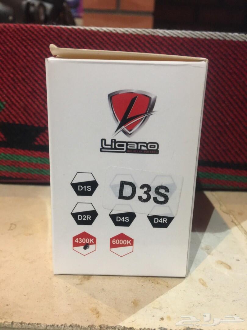 لمبات زينون مقاس D3S