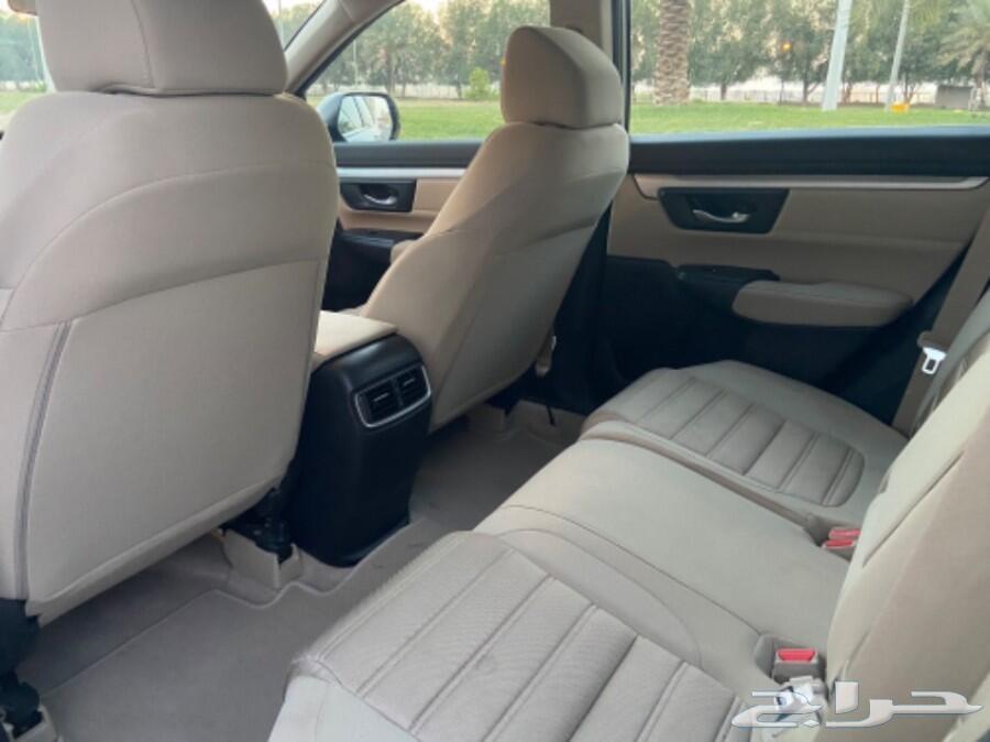 هوندا CRV 2018 خليجي نظيف جدا (( تم البيع ))