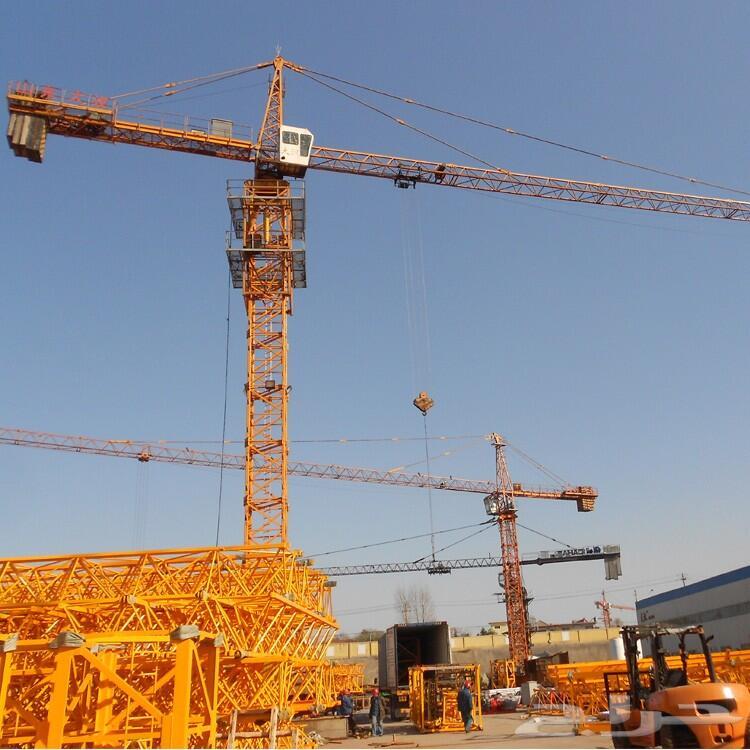 رافعة برجية  tower crane