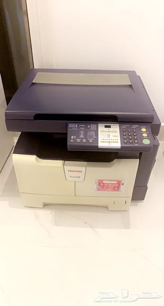 أدوات مكتبيه وطابعات مستعملة للبيع  بالرياض