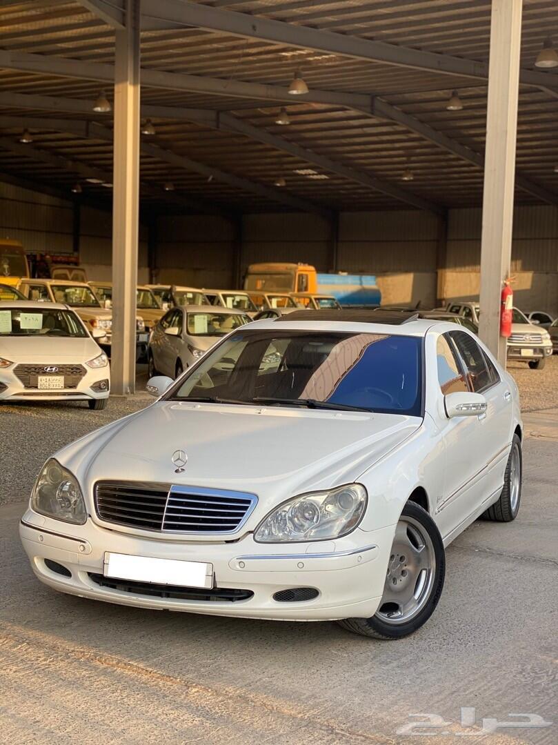 مرسيدس - فياقرا - 2000