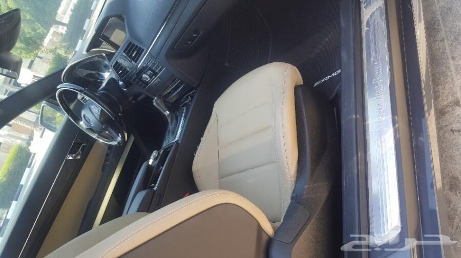 مرسيدس e350 2011 كوبيه ماشي قليل