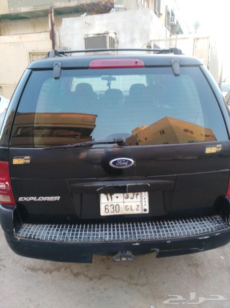 Ford Exdlorer 2004