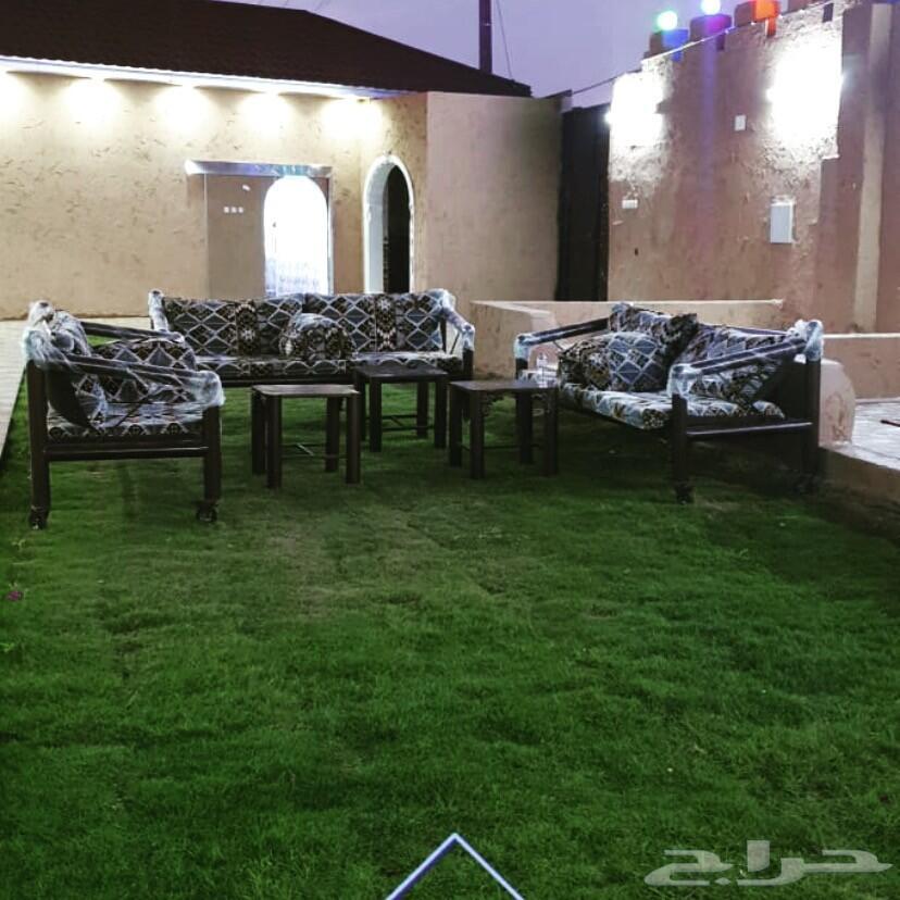 استراحة للايجار بالمدينة المنورة
