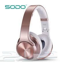سماعة رأس و مكبر صوت 2في1 SODO MH5