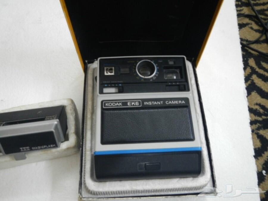 كاميرا فورية كودك - لمحبي القديم عمرها 50 سنة