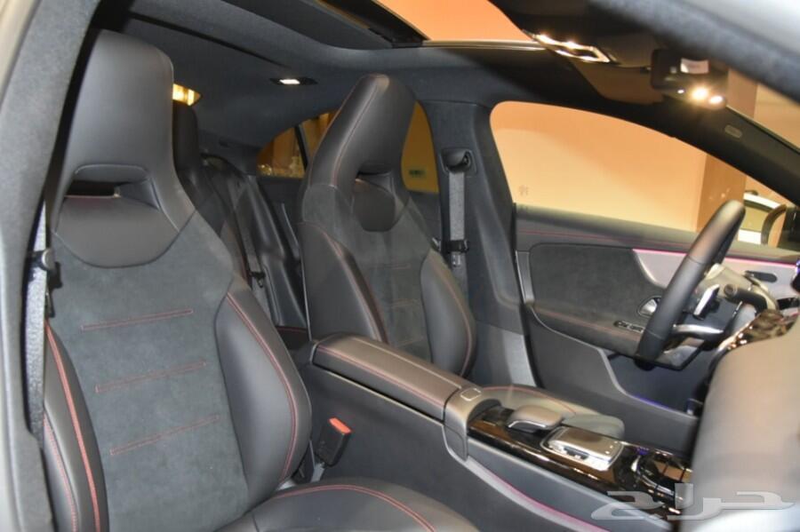 حراج السيارات   مرسيدس CLA 200 AMG Coupe فل