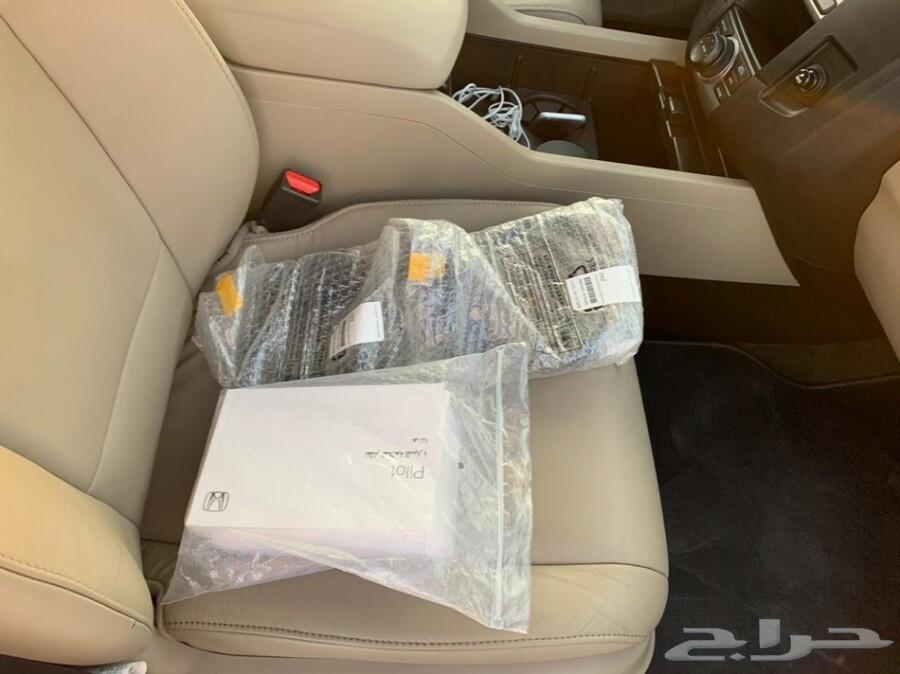 هوندا بايلوت 2015 تورينق خليجي ( تم البيع )