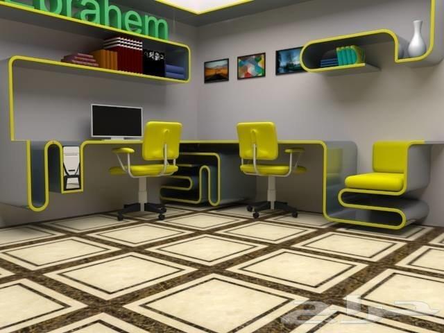 تصاميم 3D Design  اوتوكاد مخططات ديكور داخلي