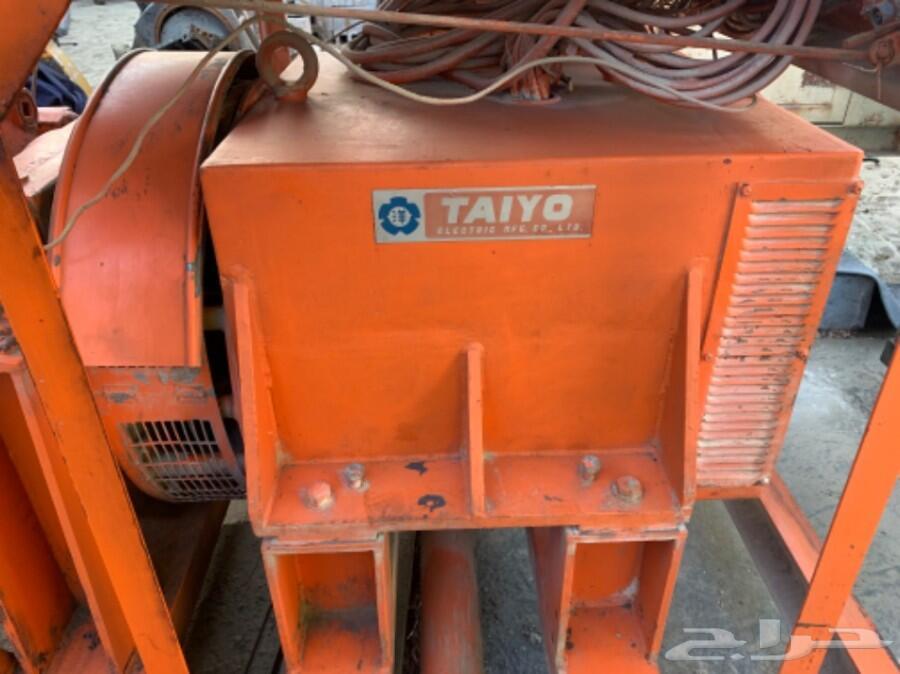 مولد كهرباء 175كيلو صناعة جابني TAIYO