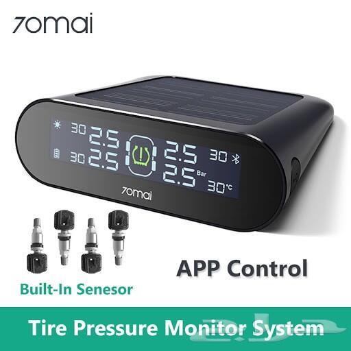 جهاز مراقبة ضغط الهواء في الإطارات