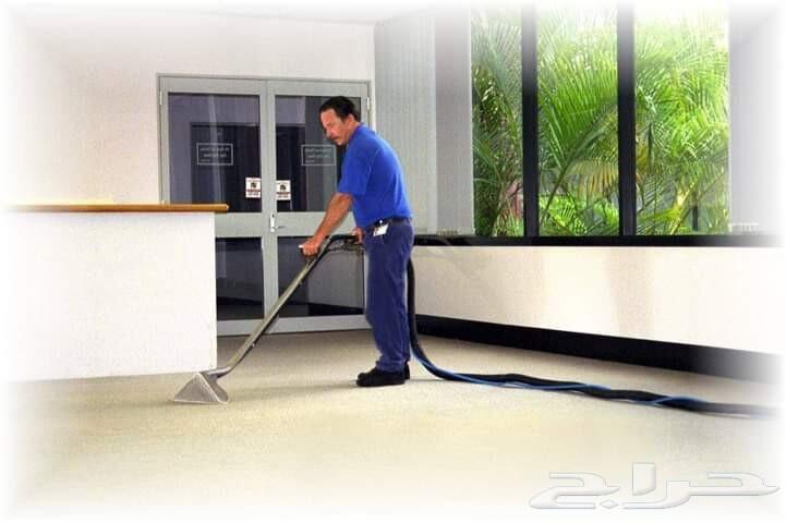 شركة تنظيف منازل غسيل خزانات فلل شقق مجالس فر