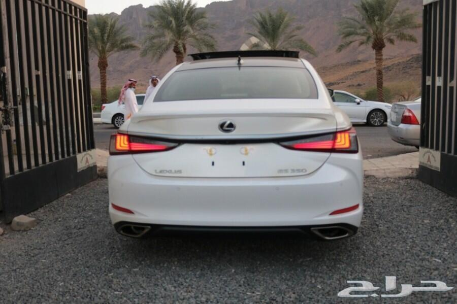 لكزس 350 ES فل 2021 CC وارد سعودي موديل 2021