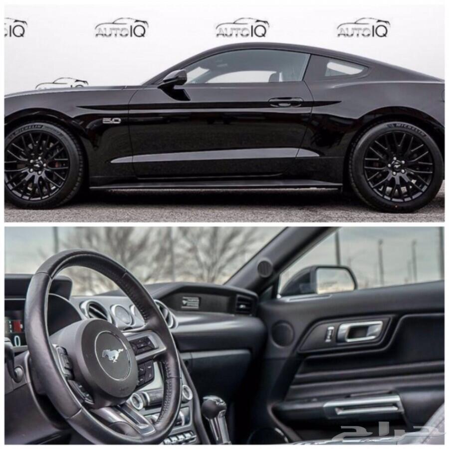 2020 Ford Mustang GT Performance pkg مباع