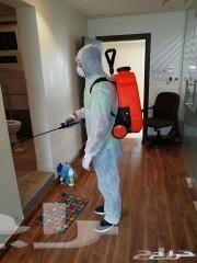 شركة تنظيف شقق كنب موكيت مكيفات خزانات مبيدات