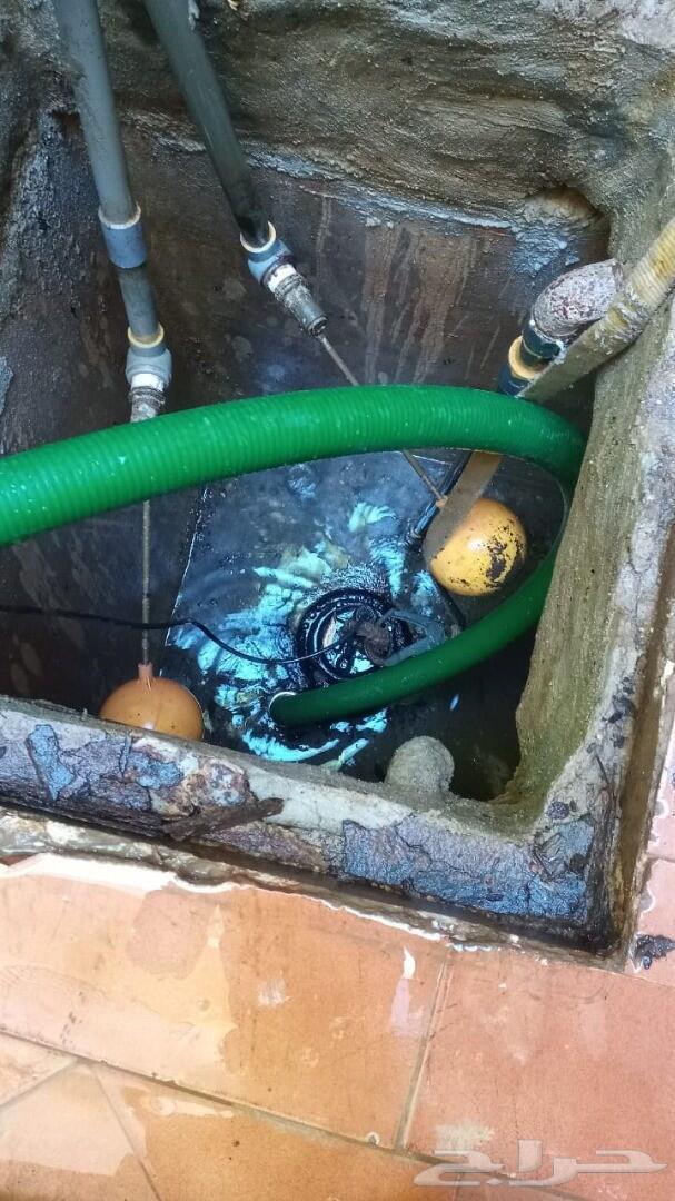 غسيل خزانات شركة تنظيف خزانات بالرياض