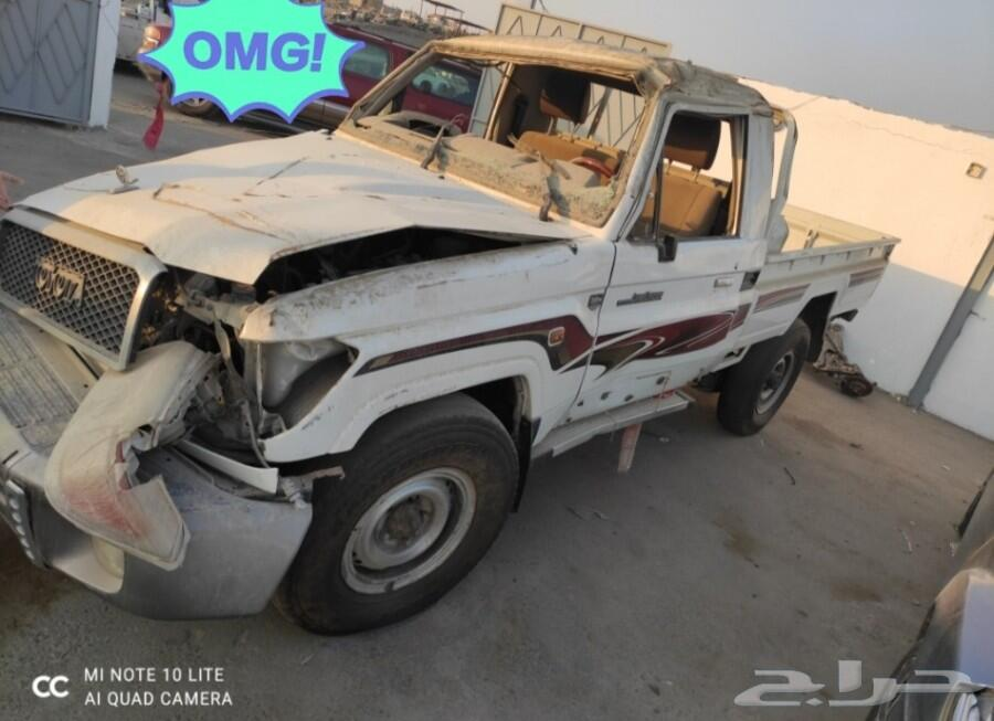 شاص 2015 مصدوم ( مبيوع )