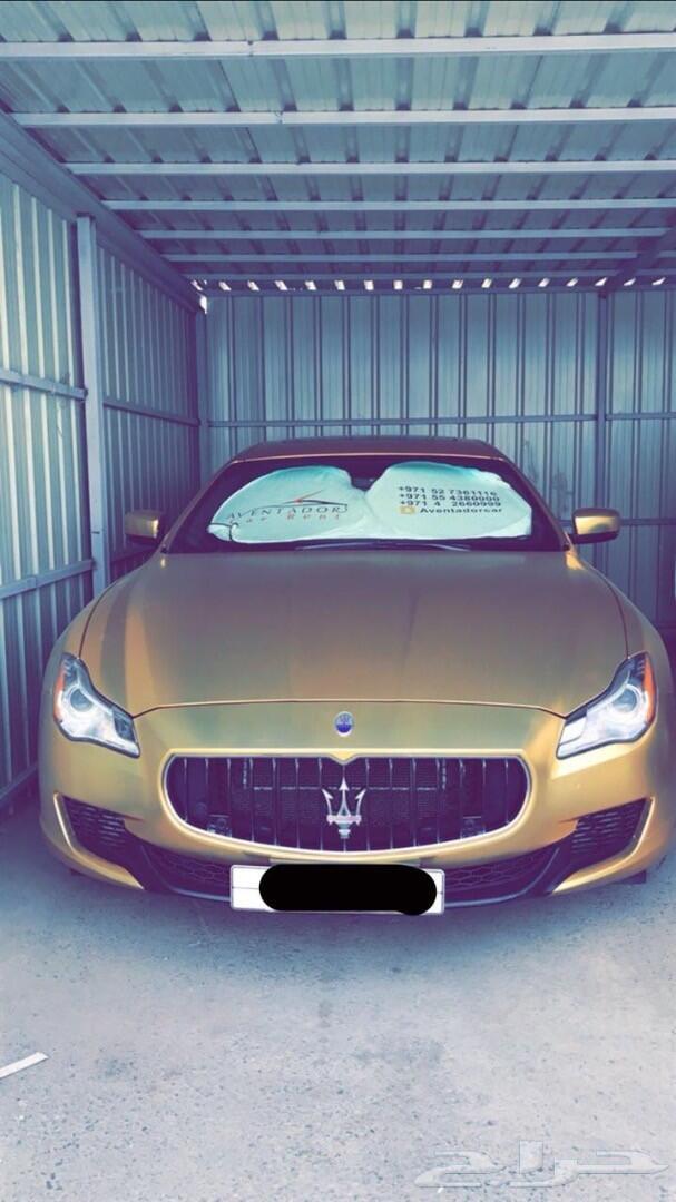 مازيراتي V8 2014 للبيع