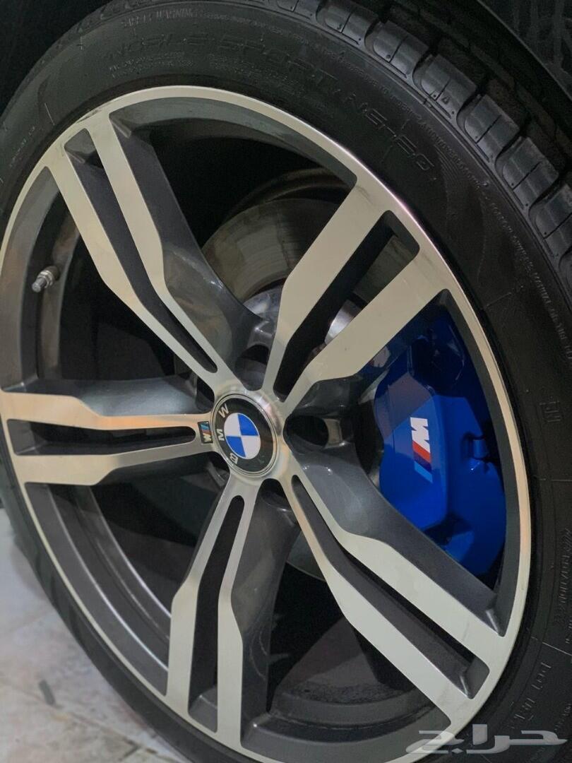 تجليد كبوت الX6 BMW بالكاربون فايبر