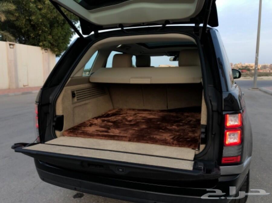 رنج روفر(فوج )ممشى ( 58 )الف 2016 على الضمان (( تم البيع ))