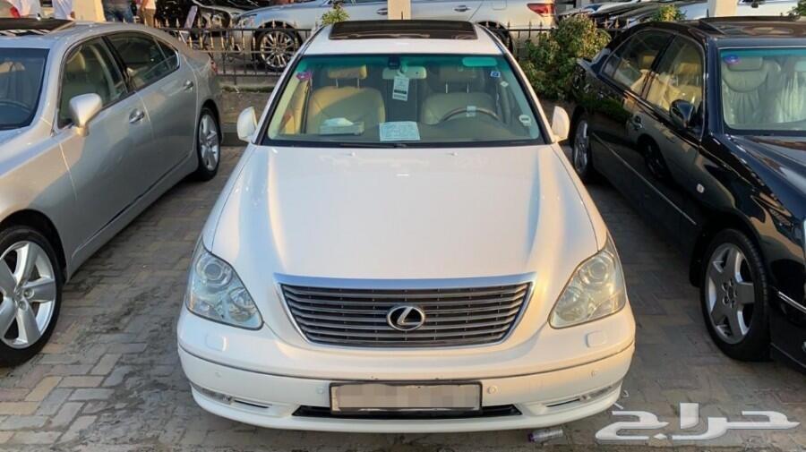تم البيع سعودي LS 430 فل الترا