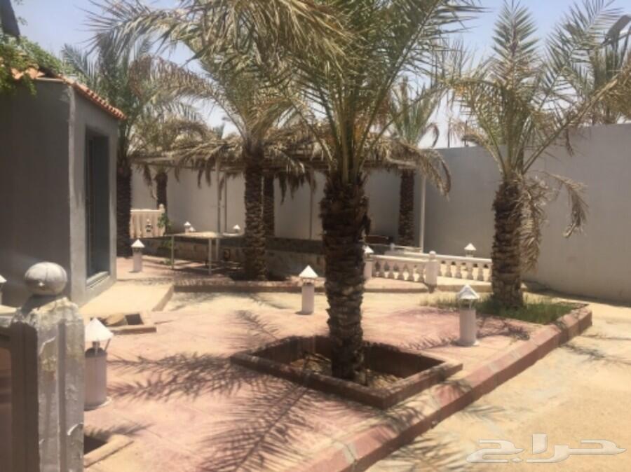 بالعماريةاستراحة بمجلس مغربي دورة مياة ومطبخ