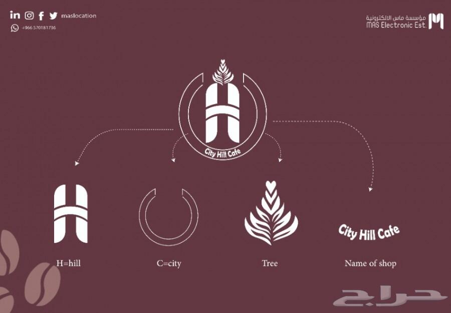 تصميم شعار احترافي 150ريال فقط