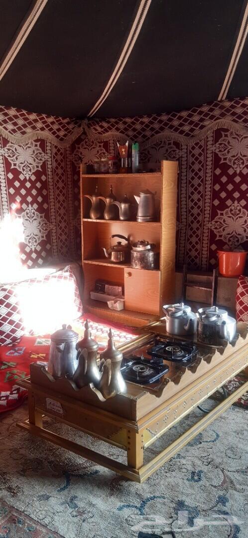 مخيم ويك أند للايجار اليومي (الذيبية)