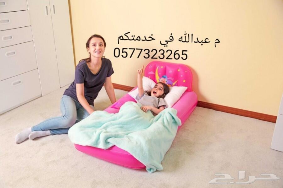 سرير جميل وانيق لطفلك الغالي قمه الرووعه