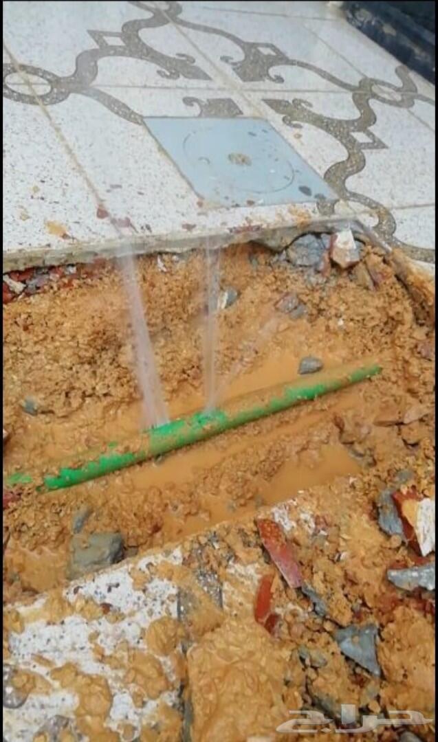 كشف تسربات المياه حل ارتفاع فاتورة المياه والعوازل