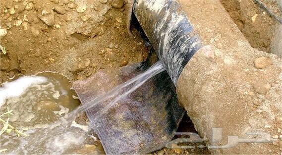 شركة كشف تسربات المياه حل ارتفاع فاتوره المياه