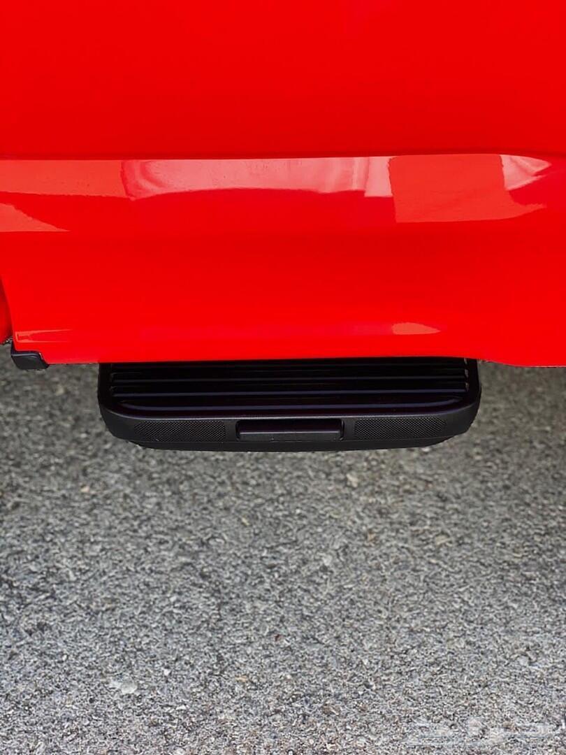 فورد f150 فل كامل اللون أحمر عداد 22 ألف فقط