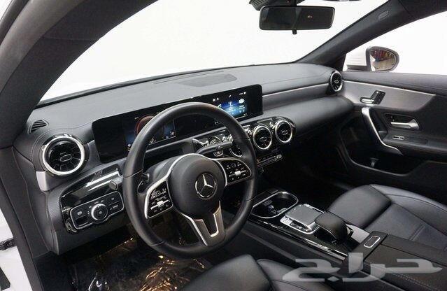 مرسيدس CLA250 2020 بسعر مع الشحن 145 الف