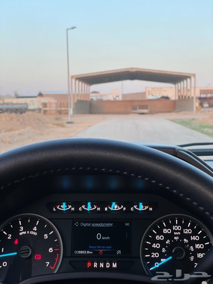 فورد غمارة F150 .. 2018 فل دفلك ( عداد 5 الاف )