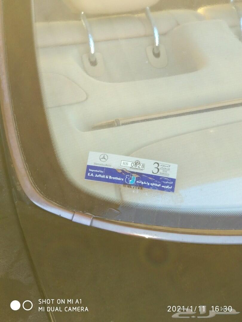 مرسيدس محزن ماشي 35000