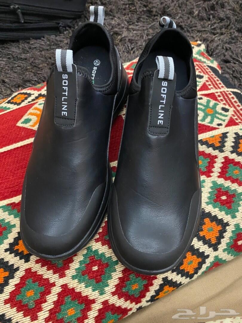 حذاء وجوارب  رجالى زيادة الطول 8 سم