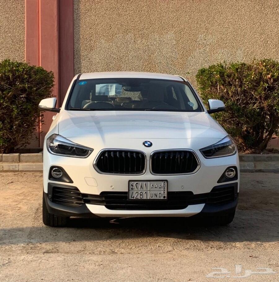 للبيع BMW X2 موديل 2020 (( تم البيع ))