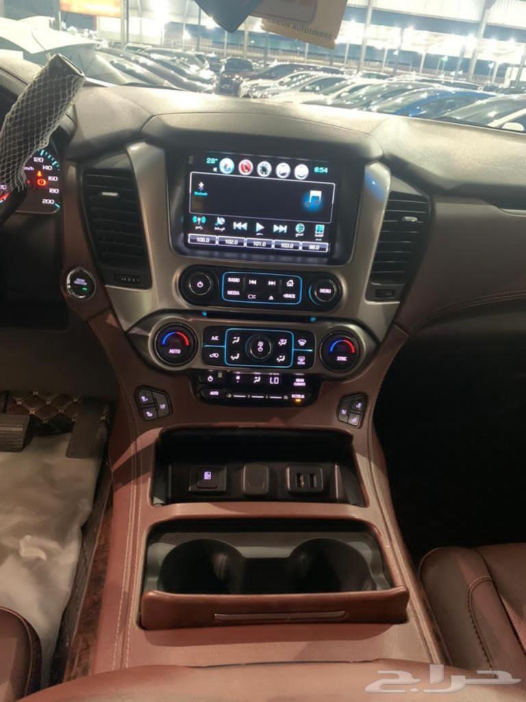 تاهو 2017 LTZ فل   تم البيع