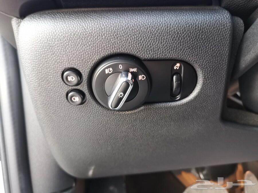 للبيع ميني كوبر S موديل 2018م نظيفة جدآ