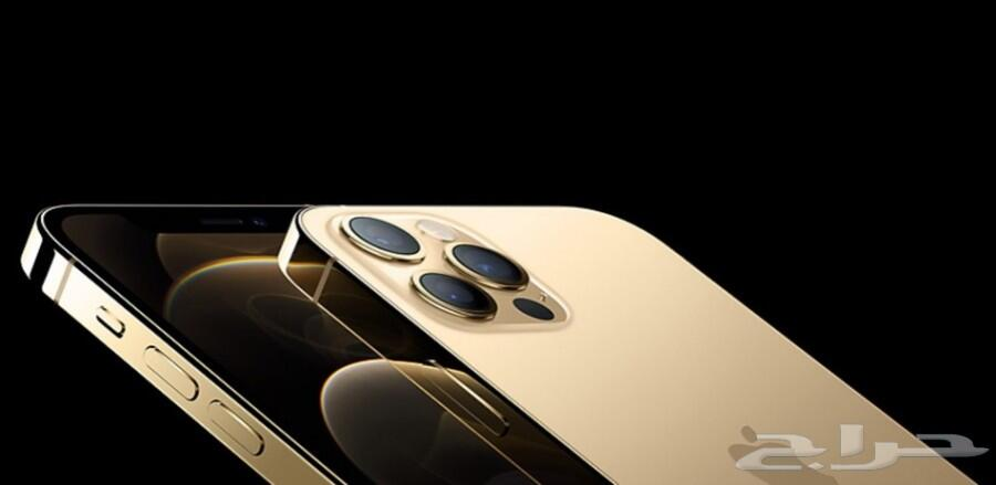 ايفون 12 برو 128 جيجا ذهبي